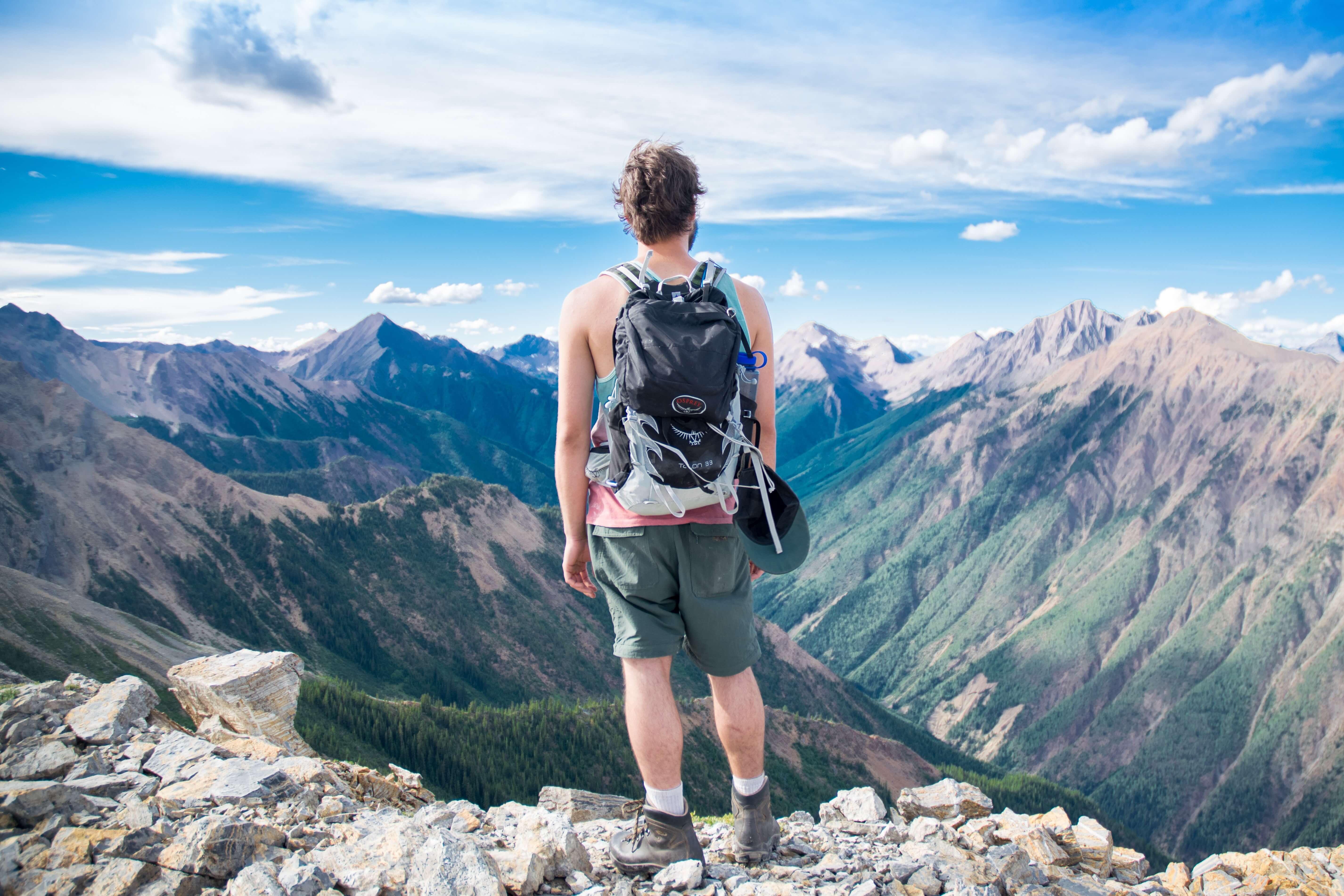 ed12094908 ▷ Miglior Zaino Trekking: 30, 50 o 70 Litri? - Sceglilo Meglio